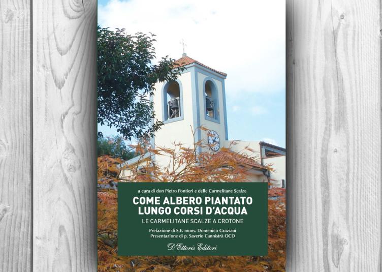 Copertina del libro Carmelitane