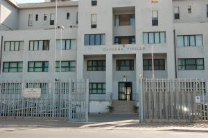 La Caserma della Guardia di Finanza di Crotone