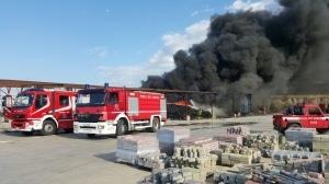 Incendio Cutro 2