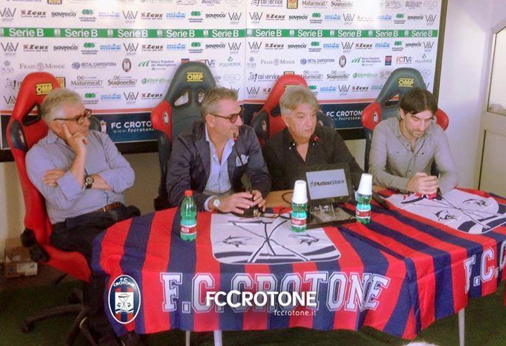 da sinistra: Peppe Ursine, Gianni Vrenna, Raffaele Vrenna, Ivan Juric