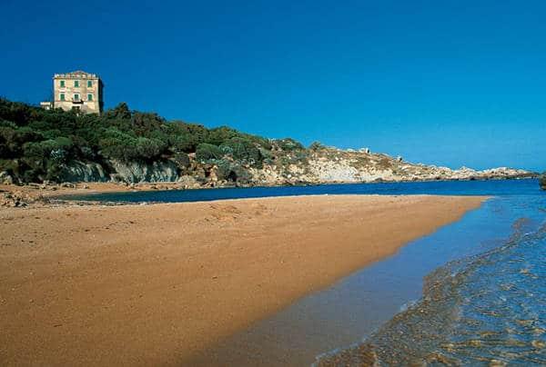 spiaggia di Scifo