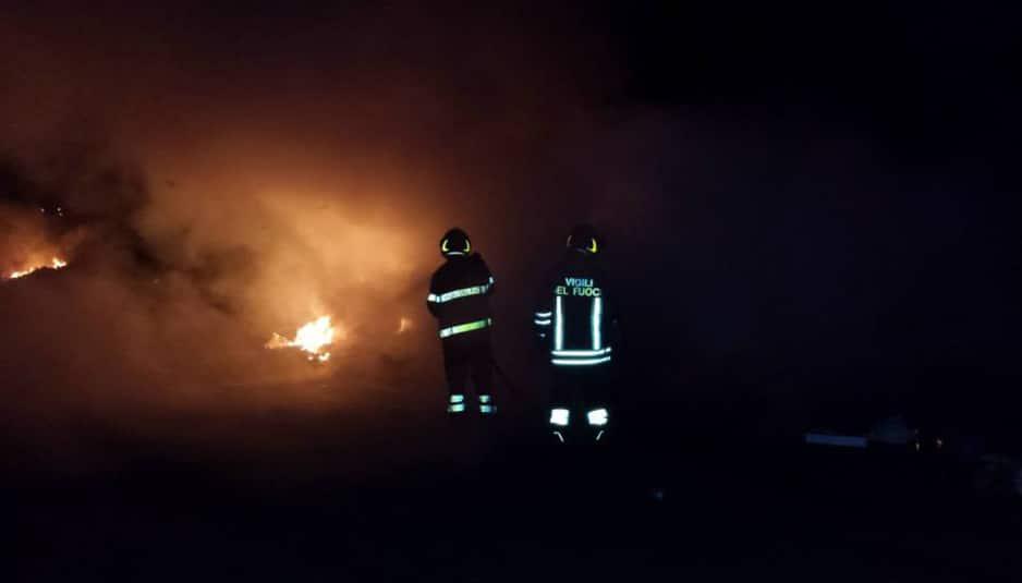 Vigili del fuoco Crotone (archivio)