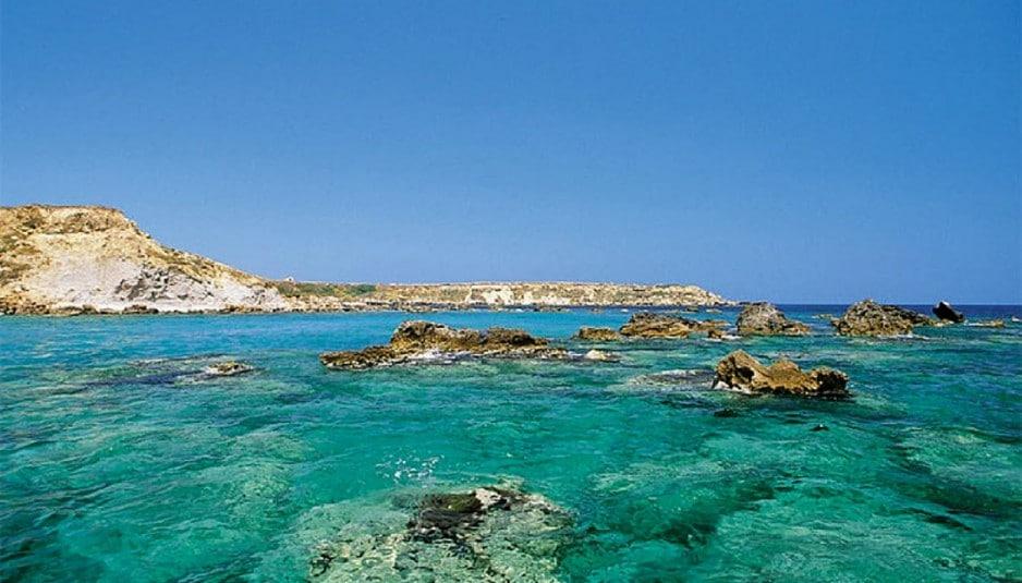isola spiaggia