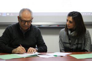 Firma del protocollo Aia-Admo